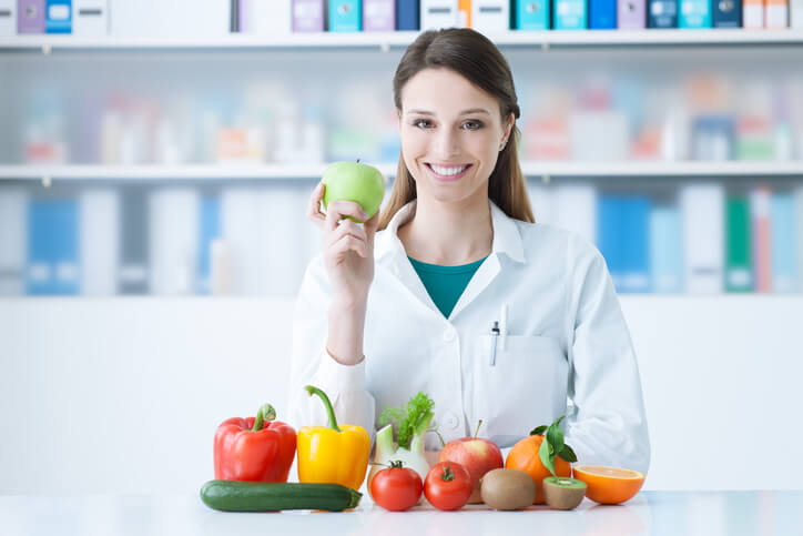 Consultation with a Registered Dietitian