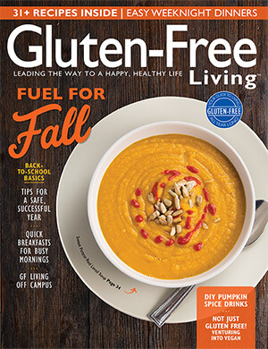 The Case for Gluten Free, from Gluten-Free Living