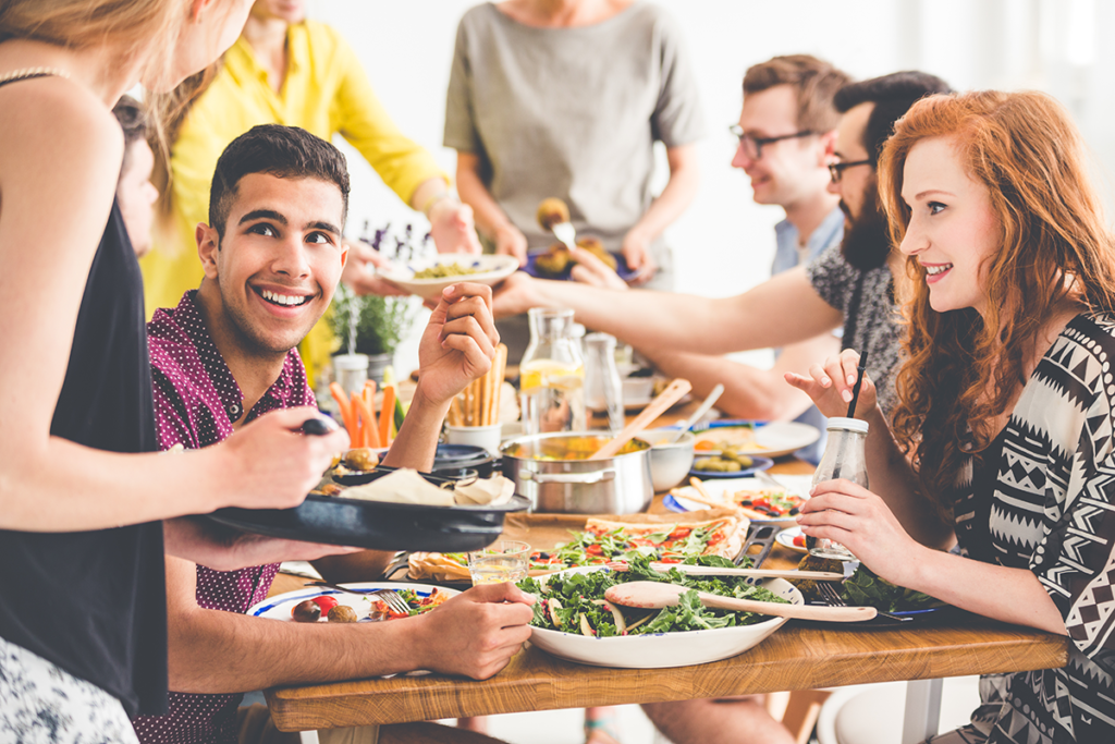 Eating Out Safely while Gluten Free